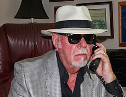 Private Investigator Mike McCormick